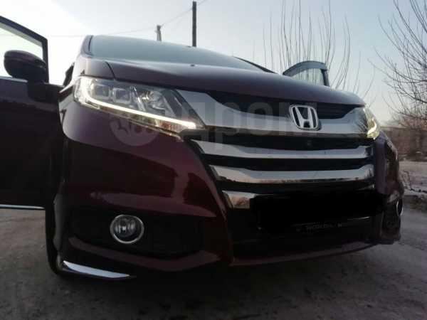 Honda Odyssey, 2013 год, 1 350 000 руб.
