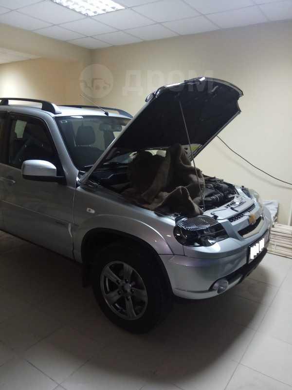 Chevrolet Niva, 2017 год, 850 000 руб.