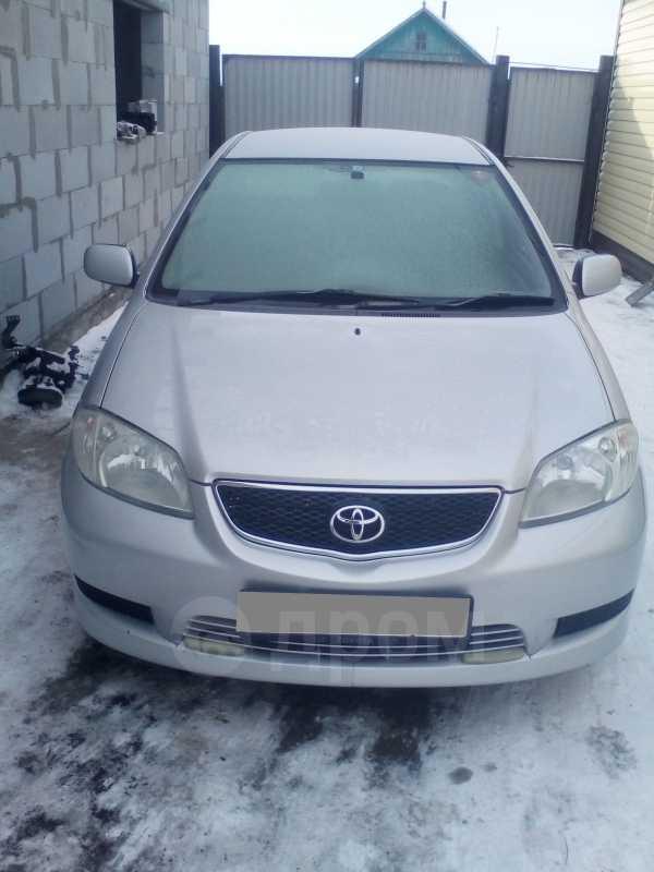 Toyota Vios, 2003 год, 310 000 руб.