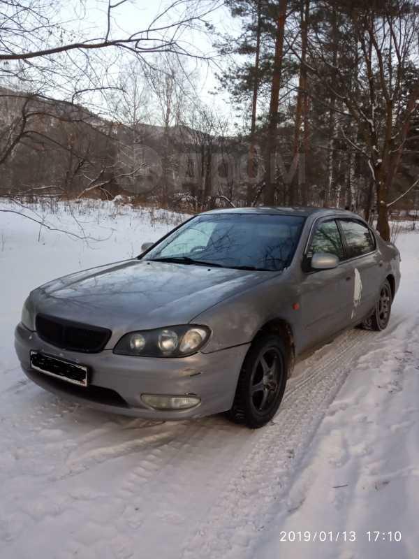 Nissan Cefiro, 2000 год, 160 000 руб.