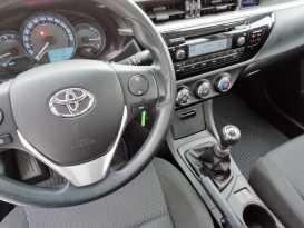 Брянск Corolla 2014