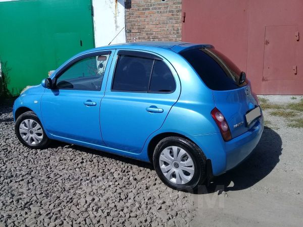 Nissan March, 2003 год, 230 000 руб.