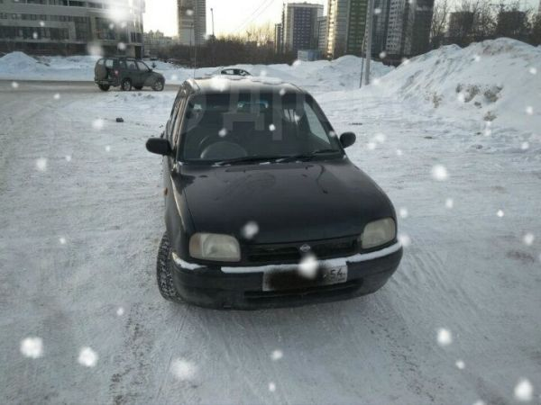 Nissan March, 1995 год, 85 000 руб.