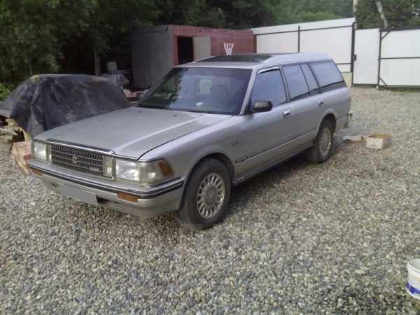 Toyota Crown, 1989 год, 190 000 руб.