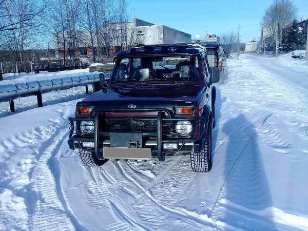 Лада 4x4 2121 Нива, 1992 год, 200 000 руб.