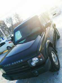 Land Rover Discovery, 2000 г., Новосибирск