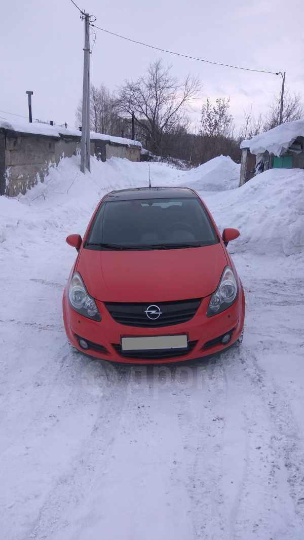 Opel Corsa, 2011 год, 415 000 руб.