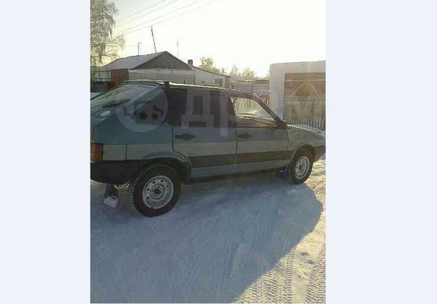 Лада 2109, 2002 год, 80 000 руб.