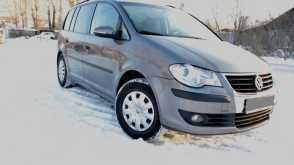 Volkswagen Touran, 2009 г., Екатеринбург
