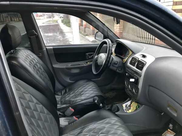 Hyundai Accent, 2007 год, 257 000 руб.