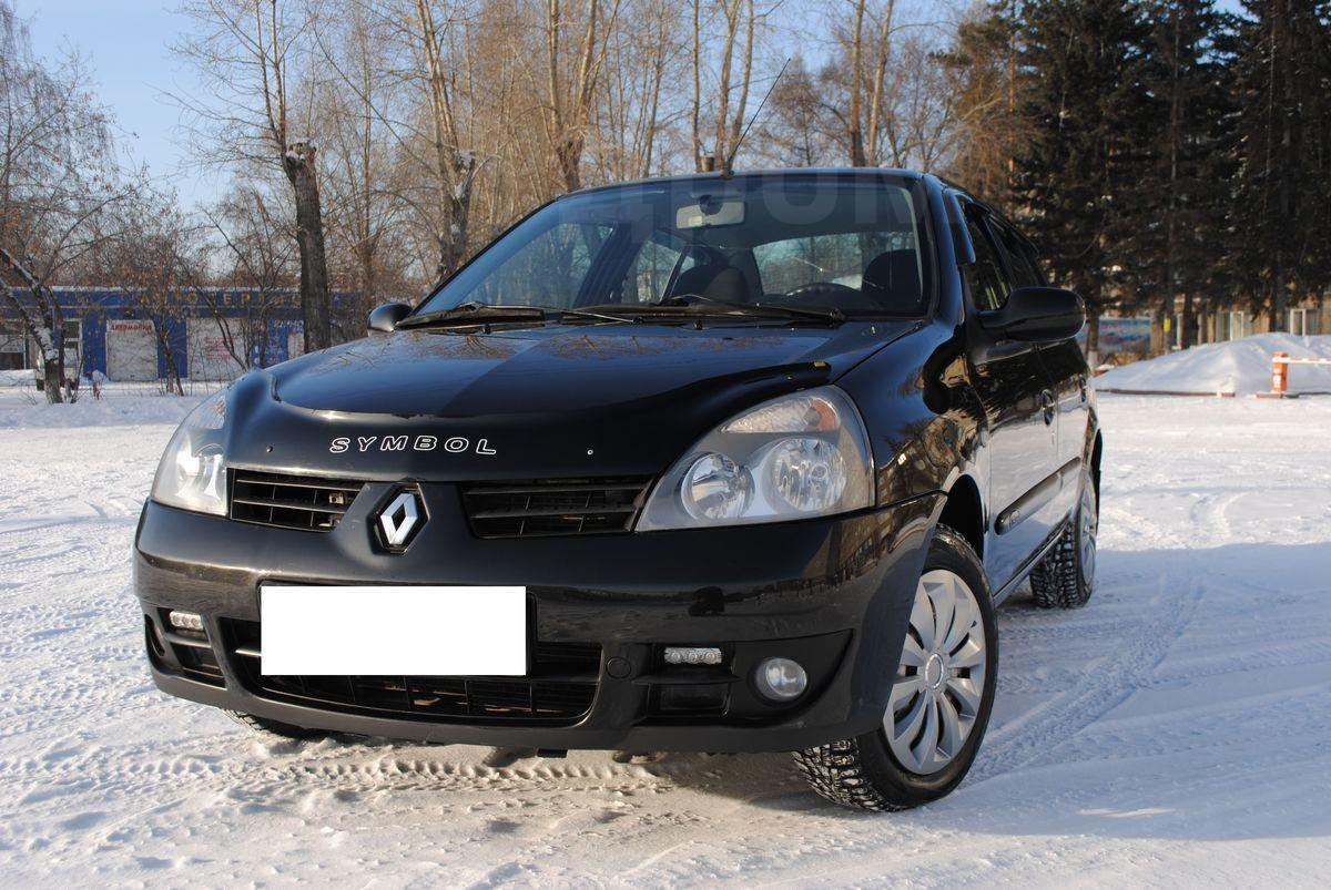 bdf12ea7e0e7 Купить автомобиль Рено Симбол 2006 в Новосибирске, Автомобиль в ...