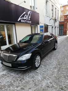 Mercedes-Benz S-класс, 2011 г., Иркутск