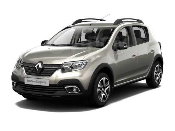 Renault Sandero Stepway, 2019 год, 828 990 руб.