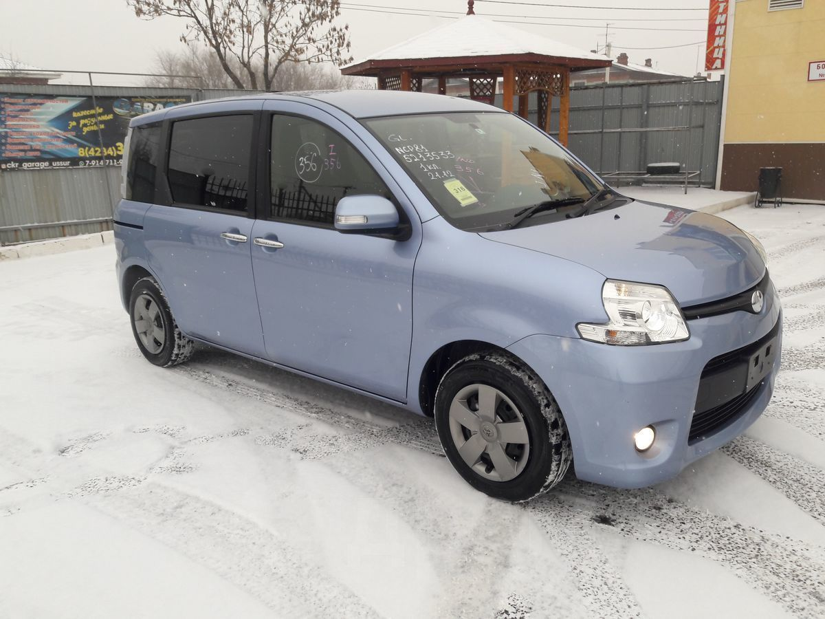 Продажа авто Toyota Sienta 2014 в Уссурийске, Фары - ксенон, туманки ... 6c64ca6c113