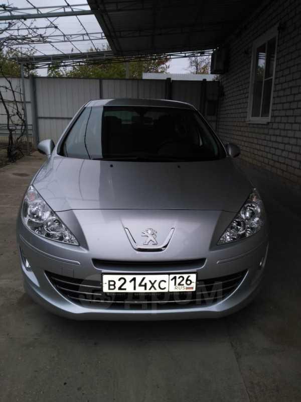 Peugeot 408, 2013 год, 550 000 руб.
