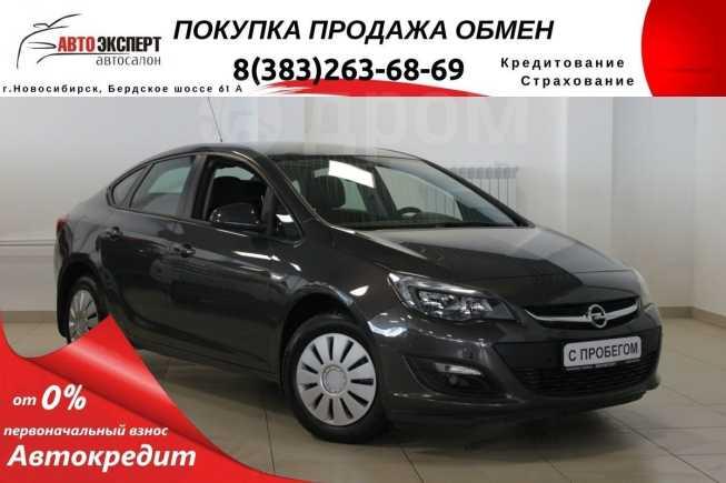 Opel Astra, 2014 год, 679 000 руб.