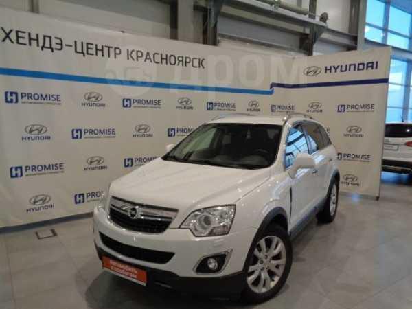 Opel Antara, 2012 год, 815 000 руб.