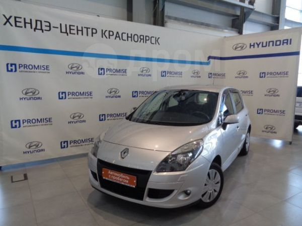 Renault Scenic, 2010 год, 446 500 руб.