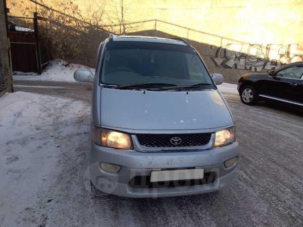 Toyota Hiace Regius, 1998 год, 600 000 руб.