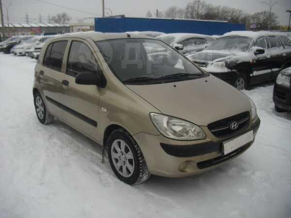 Hyundai Getz, 2010 год, 298 000 руб.