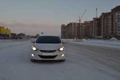 Hyundai Avante, 2011 г., Омск