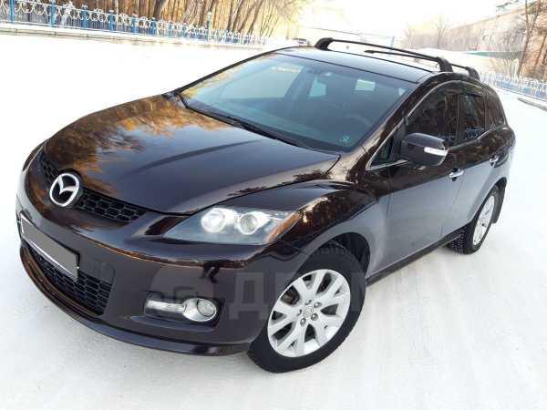 Mazda CX-7, 2007 год, 475 000 руб.