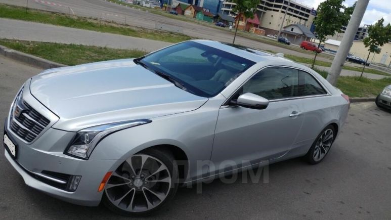 Cadillac ATS, 2016 год, 1 390 000 руб.