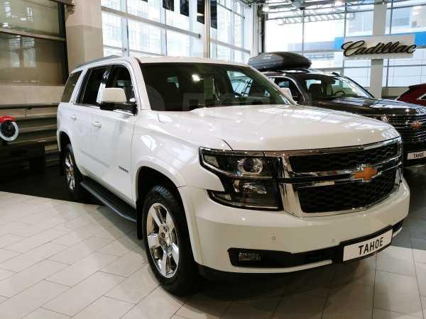 Chevrolet Tahoe, 2018 год, 4 540 000 руб.