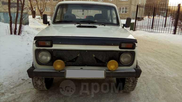 Лада 4x4 2121 Нива, 1995 год, 145 000 руб.