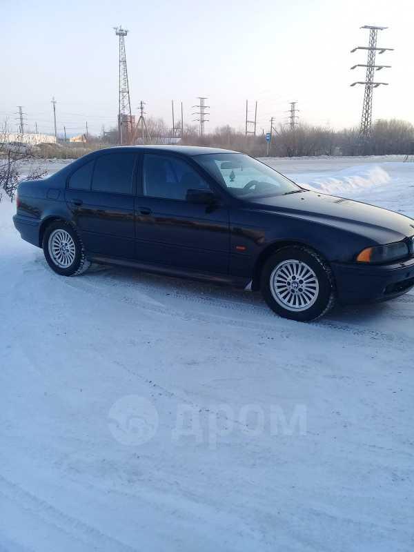 BMW 5-Series, 2001 год, 495 000 руб.
