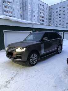 Усть-Илимск Range Rover 2013