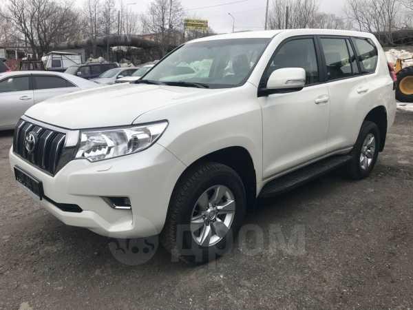 Toyota Land Cruiser Prado, 2019 год, 2 937 000 руб.