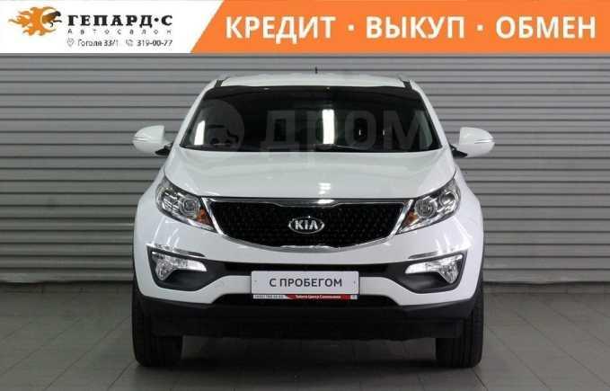 Kia Sportage, 2015 год, 1 100 000 руб.