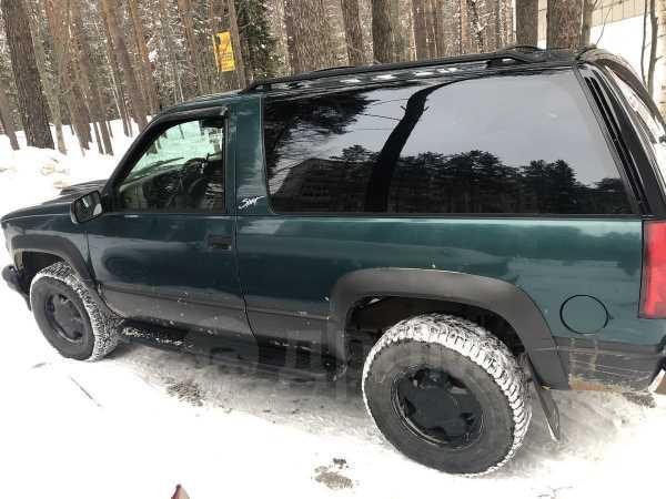 Chevrolet Tahoe, 1997 год, 599 000 руб.