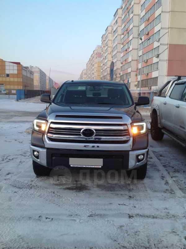 Toyota Tundra, 2017 год, 4 650 000 руб.