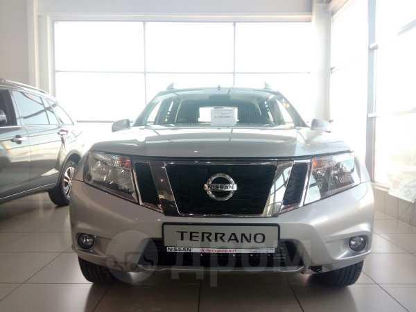 Nissan Terrano, 2018 год, 1 240 000 руб.