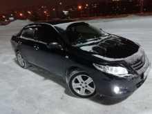 Новосибирск Corolla 2009