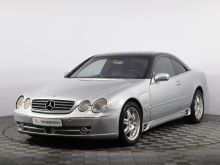 Mercedes-Benz CL-класс, 2000 г., Санкт-Петербург