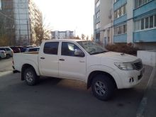Волгоград Hilux Pick Up 2013