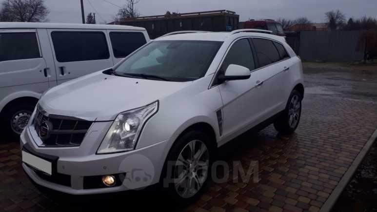 Cadillac SRX, 2013 год, 1 100 000 руб.