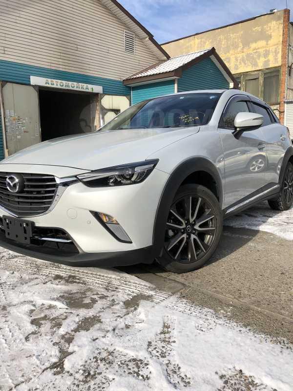 Mazda CX-3, 2015 год, 915 000 руб.