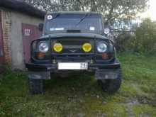 Тула УАЗ 469 1983