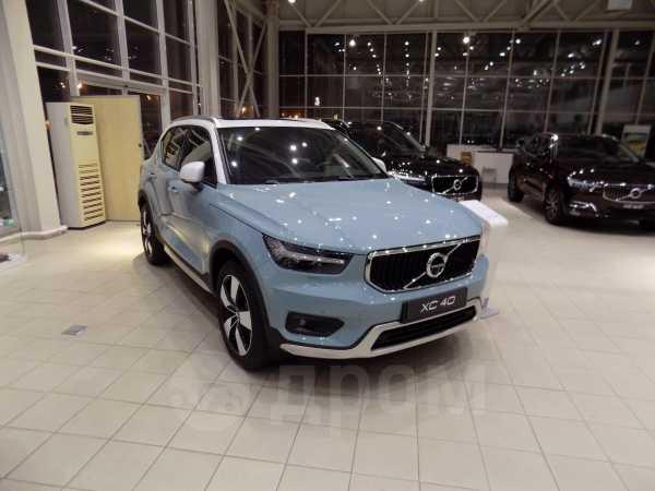 Volvo XC40, 2018 год, 3 480 000 руб.