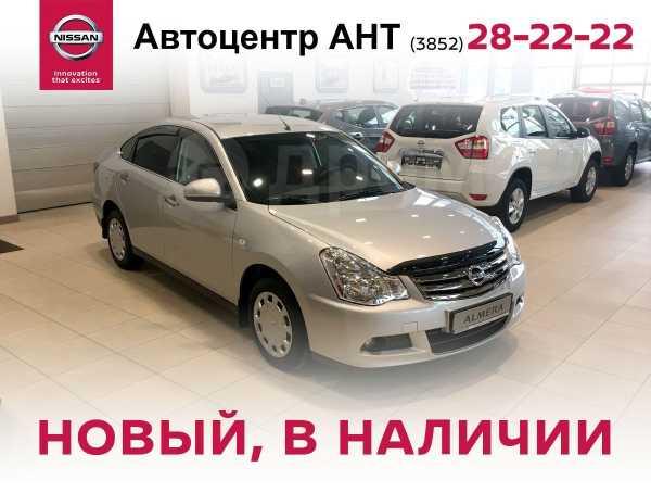 Nissan Almera, 2018 год, 718 000 руб.