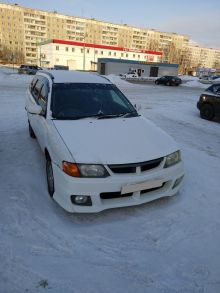 Nissan Wingroad, 1999 г., Новосибирск