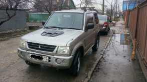 Краснодар Pajero Mini 2003