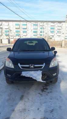 Honda CR-V, 2002 г., Хабаровск