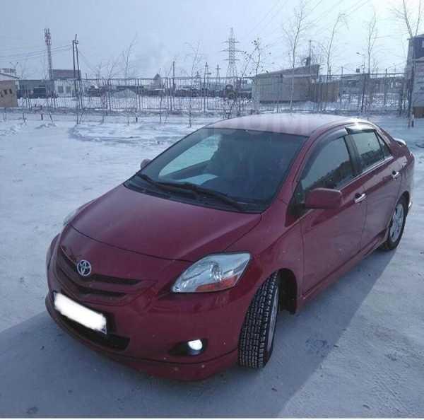 Toyota Yaris, 2008 год, 550 000 руб.