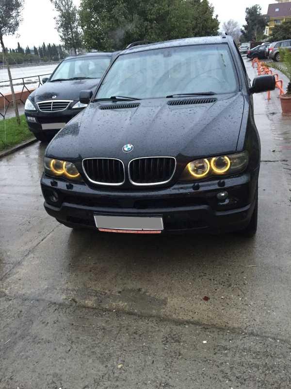 BMW X5, 2004 год, 495 000 руб.
