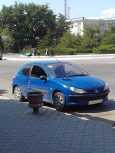 Peugeot 206, 2002 год, 165 000 руб.